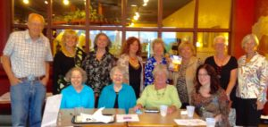 Writers Lunch 10/16